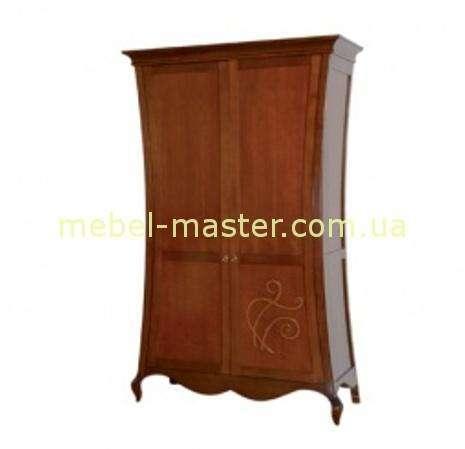 Распашной шкаф для одежды в спальню Капри, Мобекс