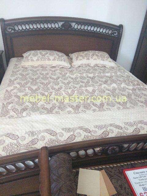 Кровать с декоративным декором Доминика, Италконцепт