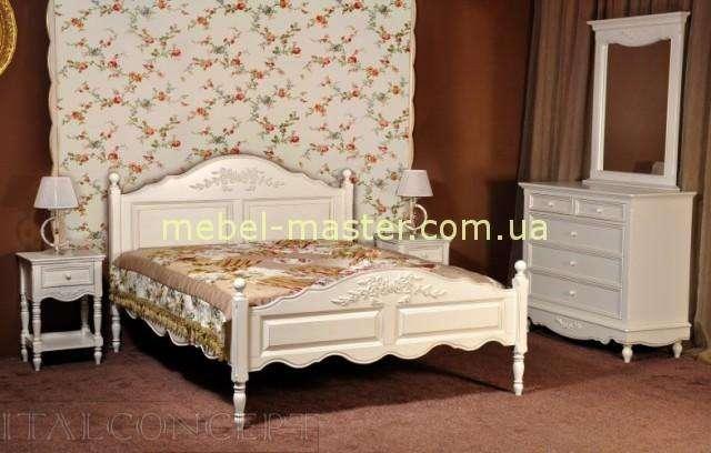 купить резную спальню прованс италконцепт в киеве днепре одессе