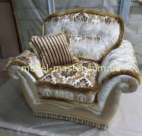 Кресло для комплекта мягкой мебели Милорд, Бенелюкс