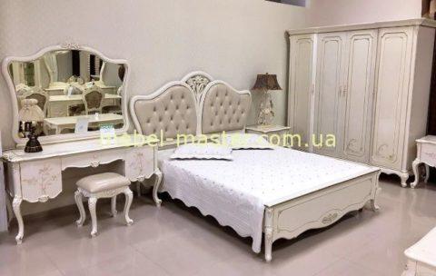 Белый комплект мебели для спальни Бланш, Китай