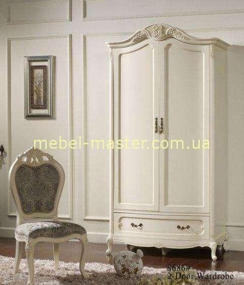 Белый одежный шкаф Эпока 8686, Китай