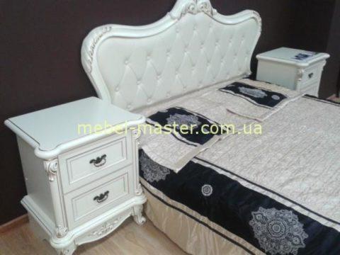 Светлая мебель для спальни Версаль, Аквародос