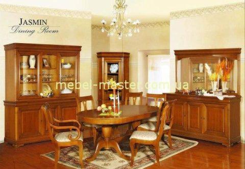 Мебель для гостиной Жасмин от румынской фабрики Мобекс