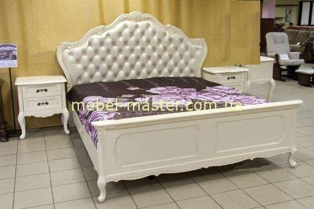 Белая кровать Эпока 8686, Китай