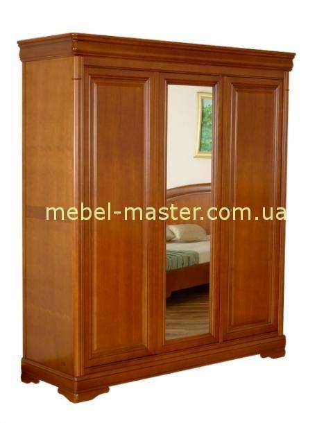 Шкаф из натурального дерева Жасмин, Мобекс