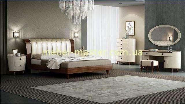 Недорогая спальня из МДФ Палермо, Китай
