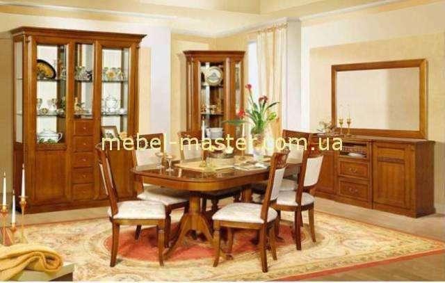 Деревянная мебель для гостиной комнаты Романтик Люкс, Мобекс