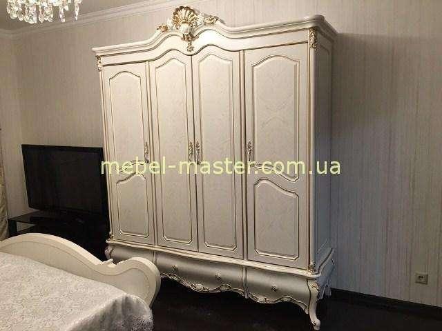 Шкаф для одежды для спальни Провен, Топ мебель