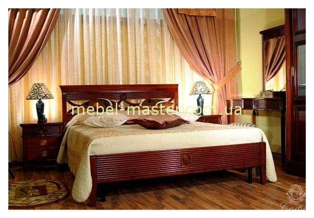Классическая мебель для спальни из натурального дерева Валенсия, Италконцепт