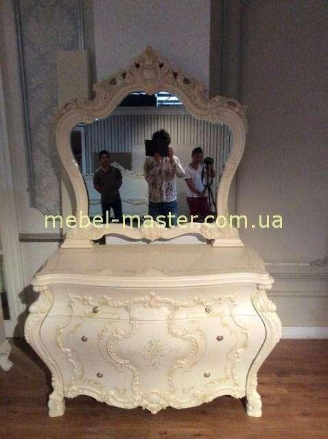 Комод в стиле силик для спальни Венеция