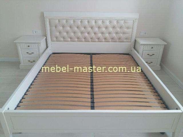 Кровать с прямым изголовьем Анжелика, Италконцепт