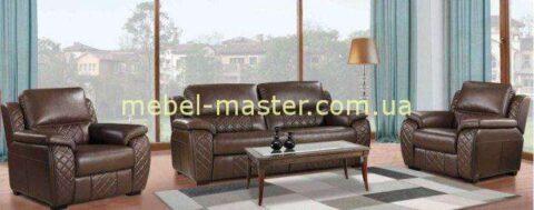 Трехместный раскладной диван из рогожки 1300039, Эшли