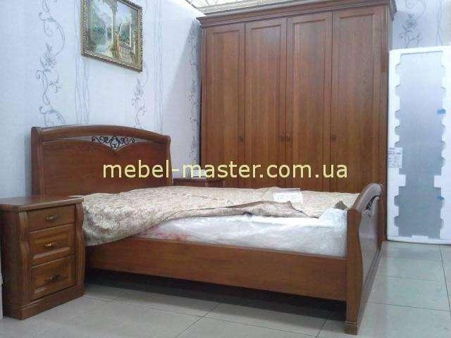 купить недорогую деревянную мебель для спальни камила в киеве