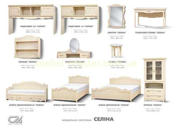Набор мебели для детской Селина, Свит Меблив