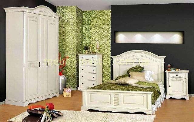 Мебель в цвете слоновая кость