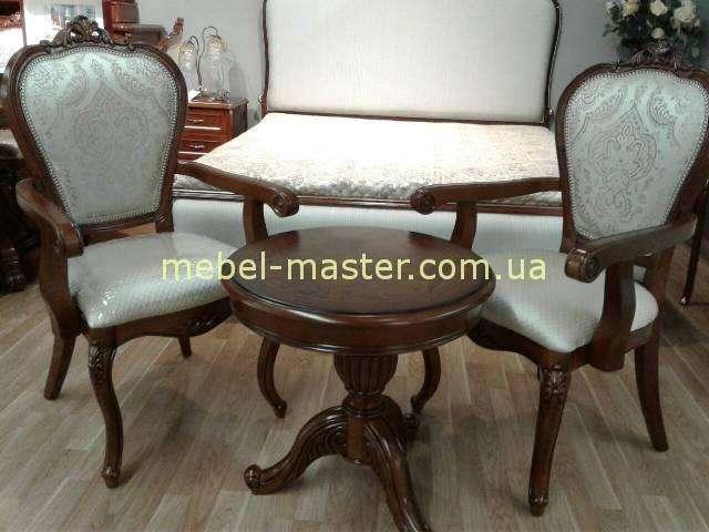 Набор чайной мебели в цвете орех Даминг