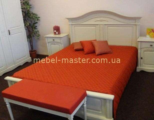 Деревянная кровать для девочки Анна, Мобекс
