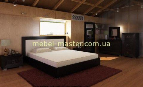 Стильный мебельный гарнитур Карат Блек, Аквародос
