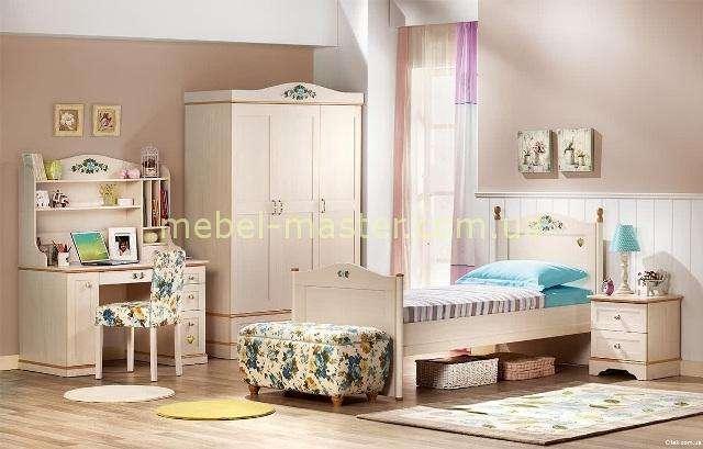 Меюель для детской спальни Флора, Чилик