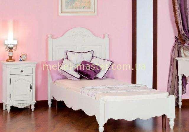 Деревянные кровати для детей и взрослых на 90 см. Румыния Мобекс