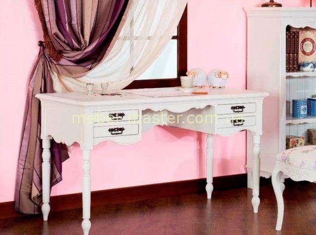 Письменный стол в девичью спальню Лаванда, Мобекс