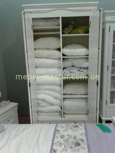 Шкаф двухдверный одежный для детской спаотни Венеция, Румыния