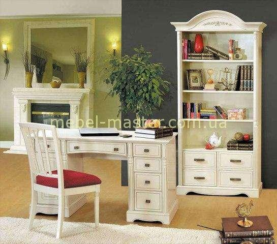 Стол письменный с этажеркой для детской Анна, Мобекс