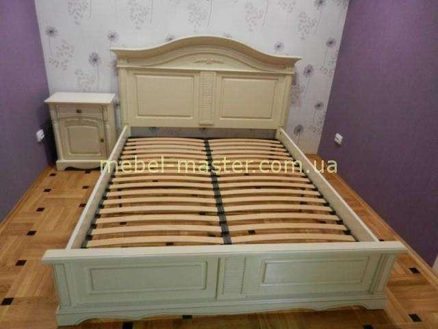 Каркас кровати Анна от румынской фабрики Мобекс