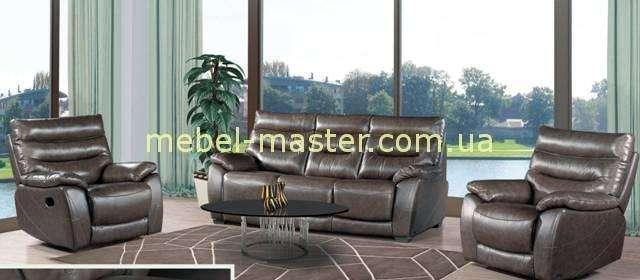 купить кожаный раскладной диван гриффин в киеве днепре одессе