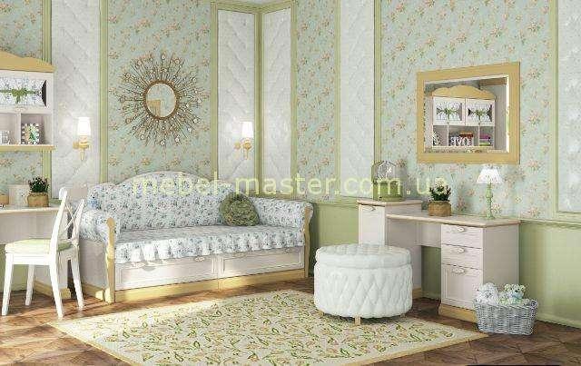 Классическая мебель для детской спальни Прованс, фабрика Дими