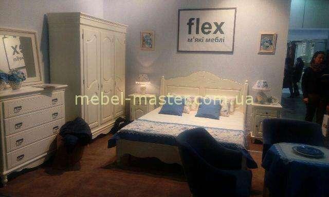 Белая кровать LUBERON ( Люберон) Румыния