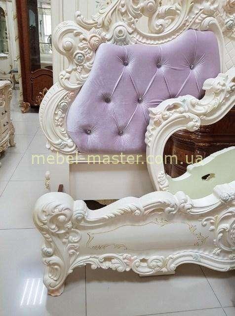 Велюровая оббивка кровати Мона Лиза, Китай