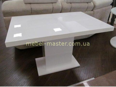 Модерновый глянцевый обеденный стол B2347