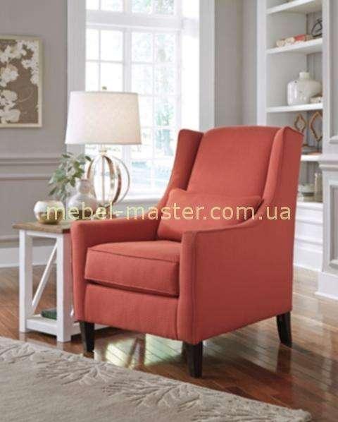 Высокое мягкое красное кресло Эшли 7990421, Америка