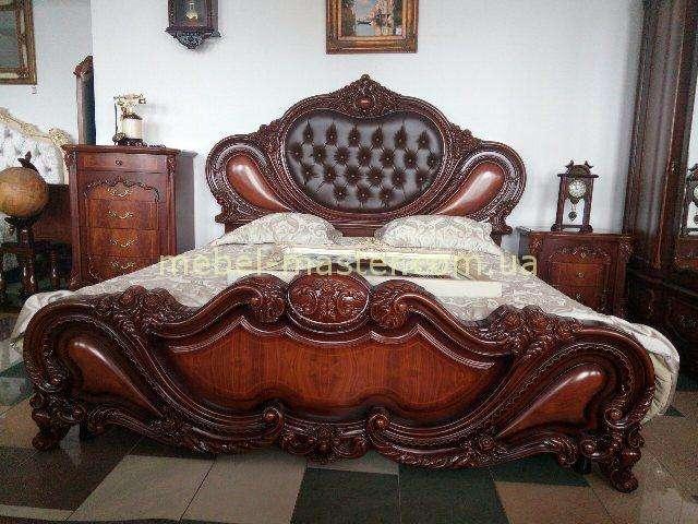 Резной мебельный гарнитур для спальни 8833, Китай