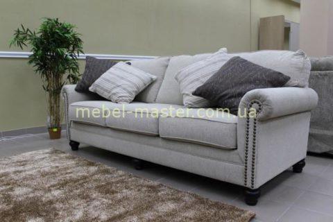 Строгий классический диван 1300039 Эшли. со скидкой