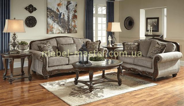 Недорогой набор мягкой мебели для гостиной 5760338 Эшли.