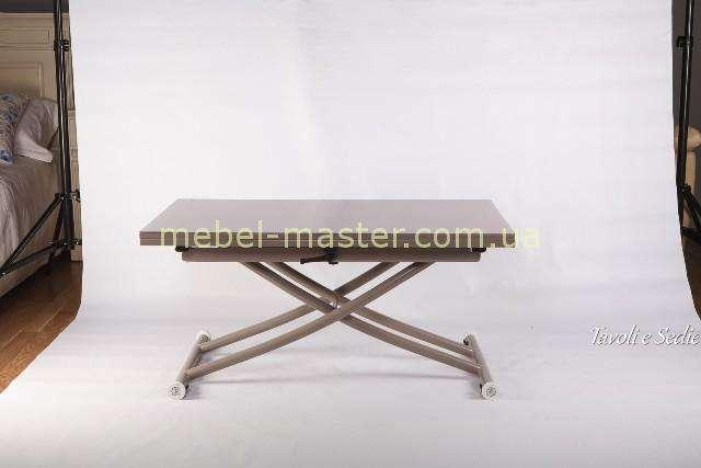 Серый стол трансформер B2219-S-1