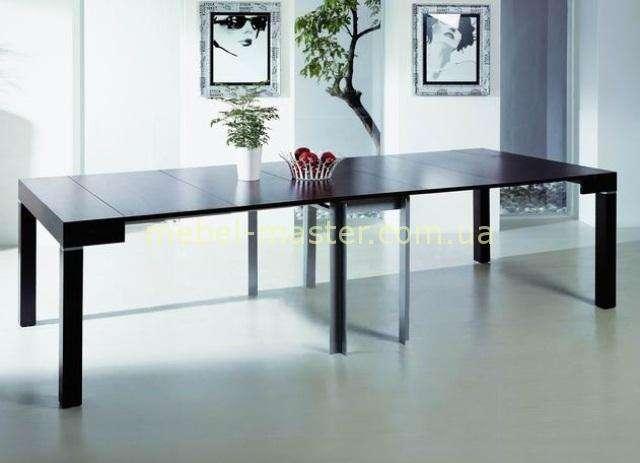 Большой раскладной стол B2241-1, Китай