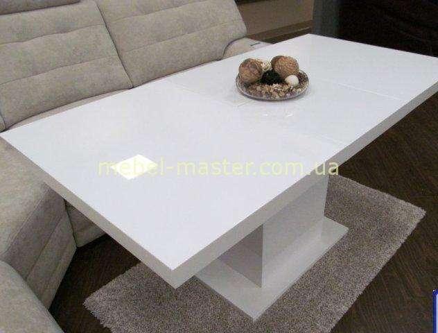 Обеденный глянцевый стол B2347, Китай