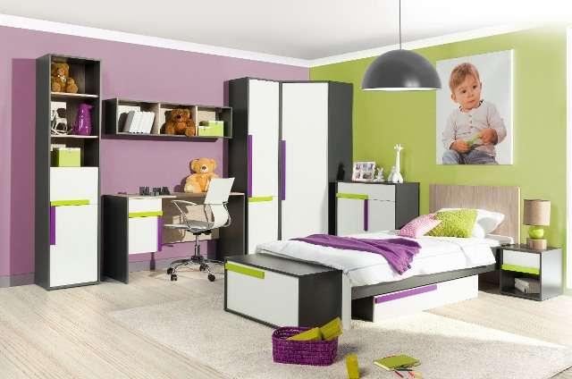 Модульная система Икар в детскую комнату для мальчика