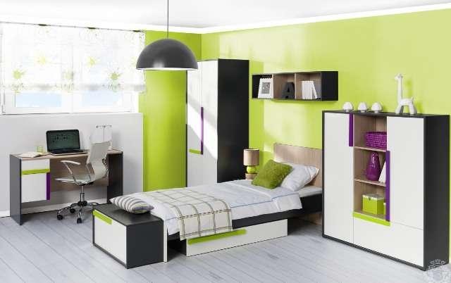 Мебельный комплект в детскую комнату Икар, Польша