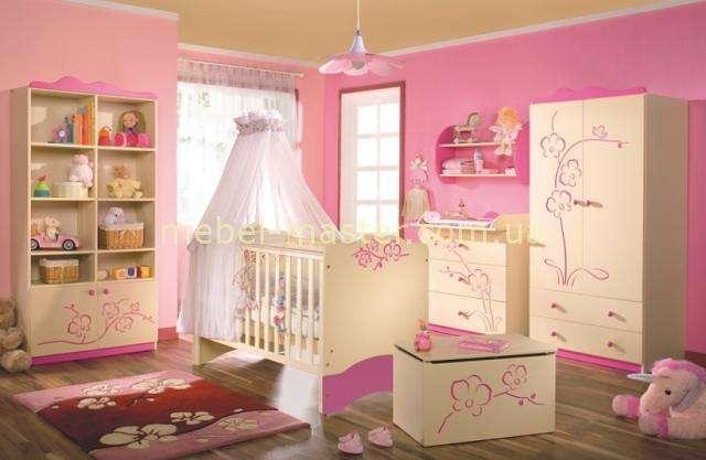 Мебель для отдыха и сна: детские кровати, кроватки