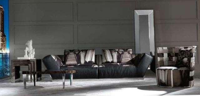 комплект диван и раскладное кресло