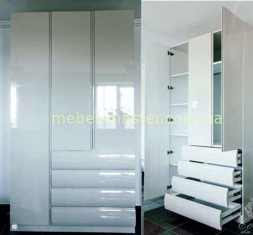 Шкаф с комодами для спальни Тиффани, Соффия