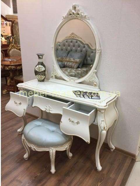 Стильный дамский столик для спальни Ирма, Беллини