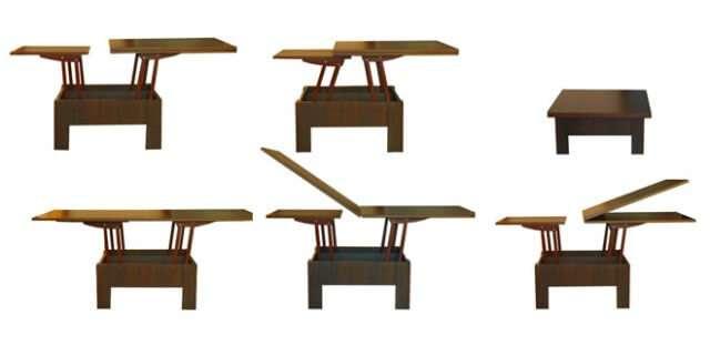 ᐉ раскладные складные столы трансформеры в киеве Mebel Master