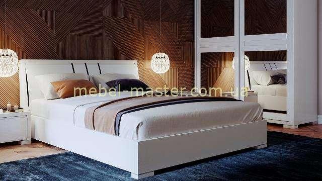 Белая деревянная спальня Амина, ТМ Бучинский
