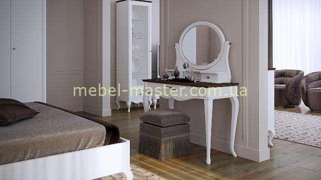 Маленький туалетный столик для спальни Букет, Бучинский